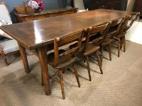 Antique Dining Tables French Farmhouse Dining Tables Old Rustic Antique Oak Dining Tables At Antique Tables West Sussex Uk Interior Design Interior Design Home Improvement