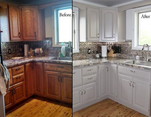 How To Paint Your Kitchen Cabinets Like A Pro Diy
